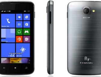 Fly Era – kolejny budżetowy telefon z Windows Phone