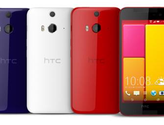 HTC prezentuje Butterfly 2 dla rynków południowoazjatyckich