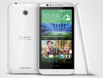 HTC Desire 510 – tajwański producent wypuszcza kolejnego średniaka
