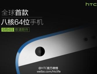 HTC potwierdza Desire 820 – smartfon z 64-bit chipem Snapdragon 615