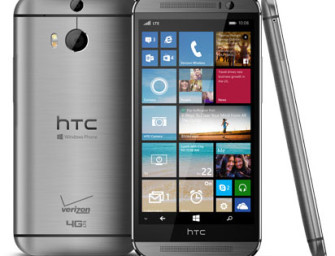 HTC One (M8) for Windows, czyli M8 z Windows Phone oficjalnie pokazany