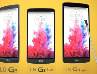LG G3 Stylus ujawniony na oficjalnym wideo