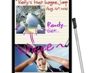 LG G3 Stylus – phablet z 5.5″ ekranem i rysikiem oficjalnie zadebiutował