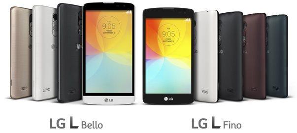 LG L Bello i L Fino