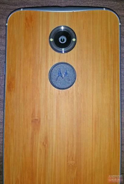 Motorola Moto X+1 - tył