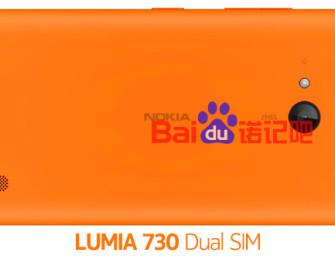 Nokia Lumia 730 pojawiła się na pierwszych zdjęciach