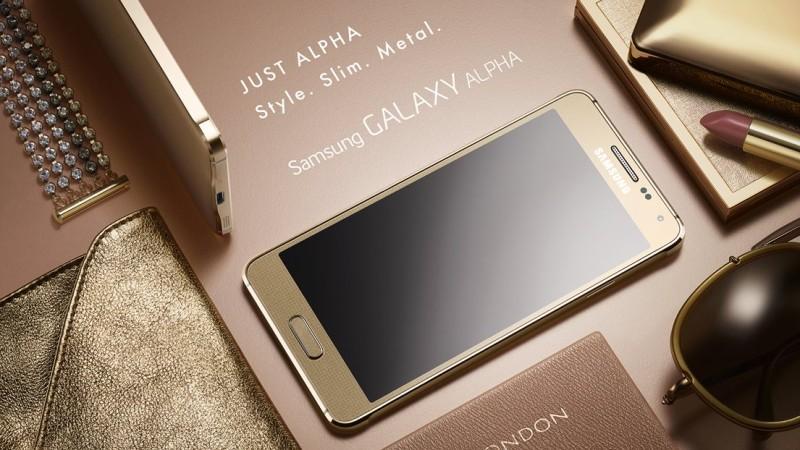 Samsung Galaxy Alpha - cechy