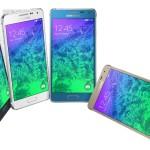 Samsung galaxy Alpha - kolory