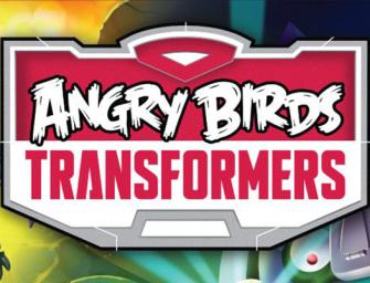 Angry Birds Transformers – tego jeszcze nie było