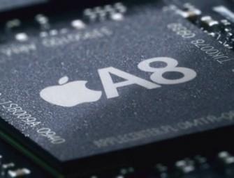 Chip Apple A8 z iPhone 6 w benchmarku, niestety szału nie ma