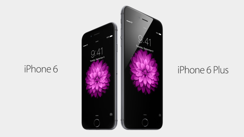 Apple iPhone 6 oraz iPhone 6 Plus - 2