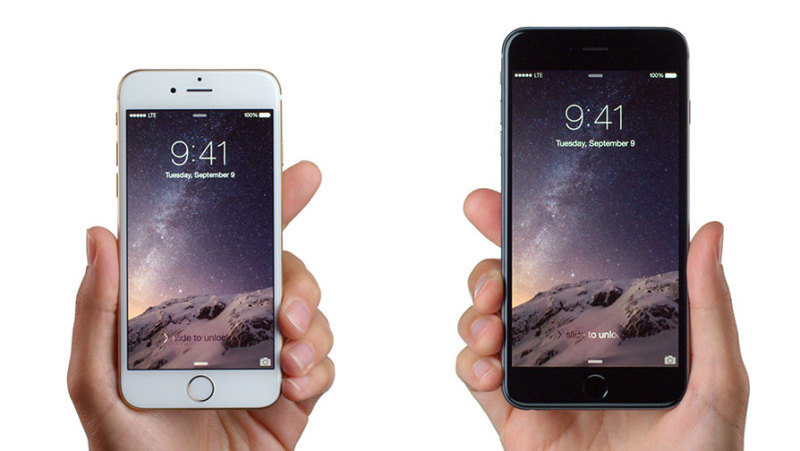 Apple iPhone 6 oraz iPhone 6 Plus - 3