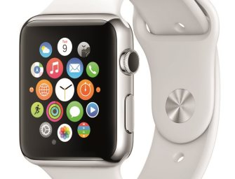 Apple Watch – inteligentny zegarek z szafirowym ekranem