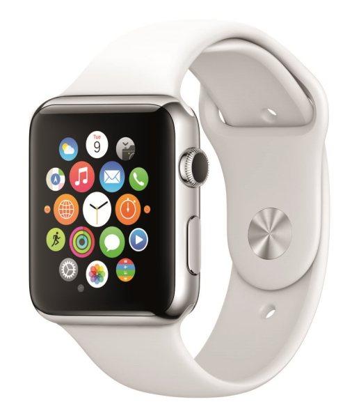 Apple Watch - biały