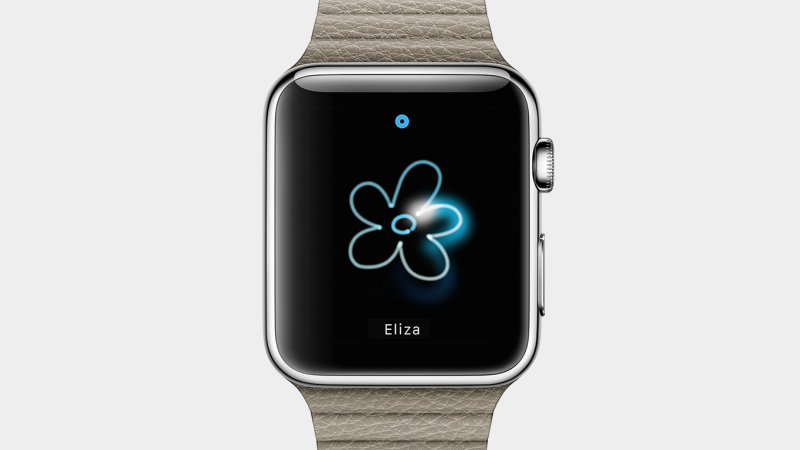 Apple Watch - rysowanie