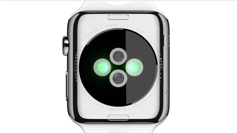 Apple Watch - tył