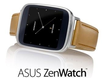 Asus ZenWatch – nowy inteligentny zegarek oficjalnie zadebiutował