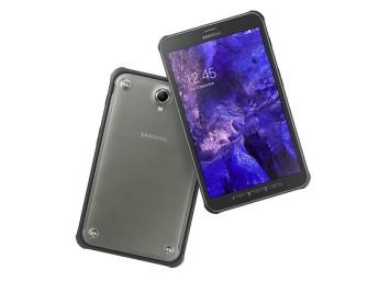 Samsung Galaxy Tab Active – brzydki, ale wytrzymały