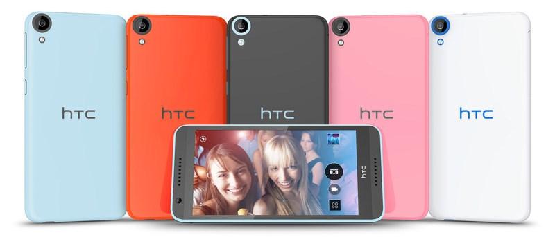 HTC Desire 820 - kolory