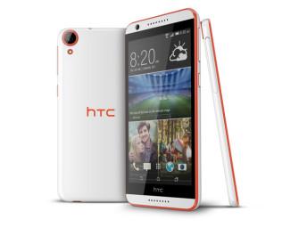 HTC prezentuje Desire 820 – smartfon z 64-bit chipem