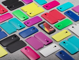 Motorola prezentuje udoskonalone modele Moto G i Moto X