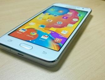 Ukierunkowany na selfie Samsung Galaxy Grand Prime wyciekł do sieci