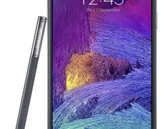 Samsung Galaxy Note 4 LTE-A już w styczniu