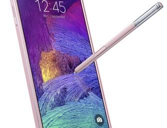 Samsung Galaxy Note 4 dostaje aktualizację, poprawiającą żywotność baterii