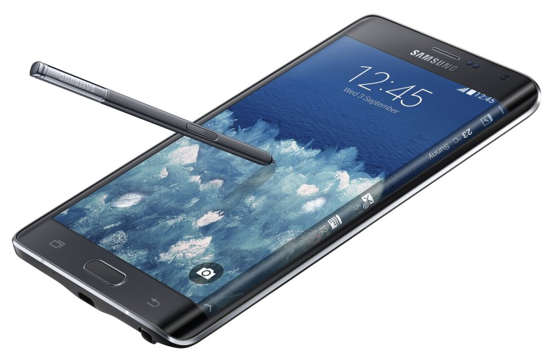 Samsung Galaxy Note Edge - ukos