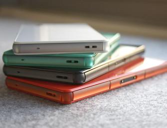 Sony Xperia Z3 Compact ujawniona na zdjęciach?