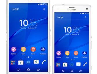 Xperia Z3, Z3 Compact, E3 – nowe smartfony Sony
