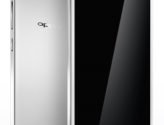 Oppo R5 – nowy rekordzista mierzący zaledwie 4.85mm grubości