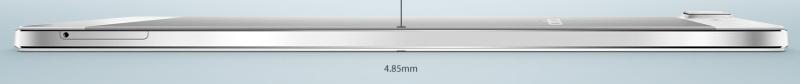 Oppo R5 - profil