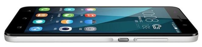 Huawei Honor 4X - bok