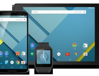 Android 5.0 Lollipop już dostępny dla Nexusa 5 oraz Nexusa 7 (2013)