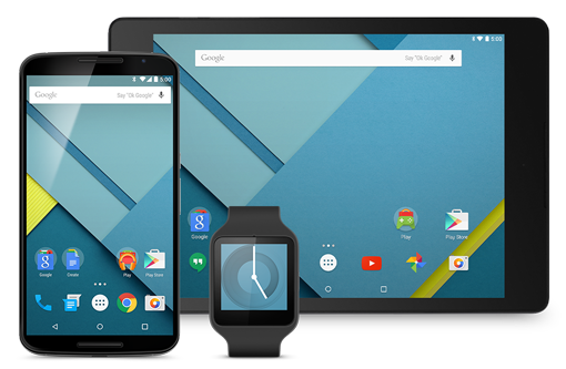 Android 5.0 Lollipop - tablet, smartfon i zegarek