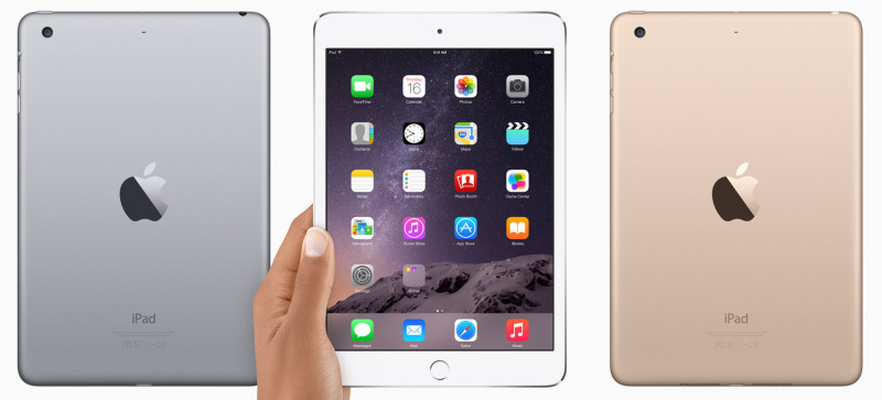 Apple iPad mini 3 - dłoń 3