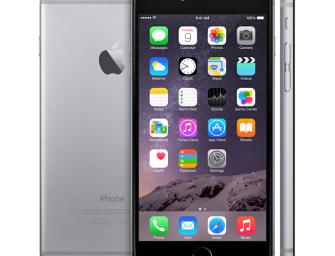 iPhone 6 sprzedaje się lepiej niż iPhone 6 Plus