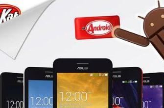 Android 4.4 KitKat dla ASUS ZenFone 4 już jest (dla ZenFone 5 i ZenFone 6 też!)