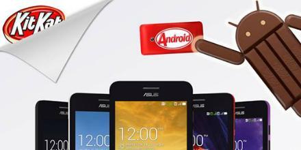 ASUS Zenfone 4 - KitKat