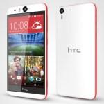 HTC Desire Eye - czerwony 1