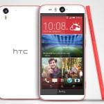 HTC Desire Eye - czerwony 3