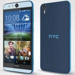 HTC Desire Eye - niebieski 2