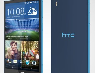 HTC Desire Eye: 13 Mpix kamera do selfie i Snapdragon 801