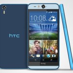 HTC Desire Eye - niebieski 3