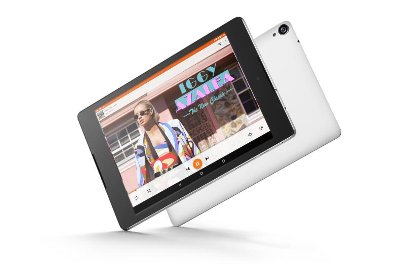 HTC Nexus 9 - white