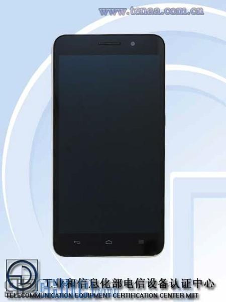 Huawei Honor 4X - przód