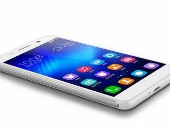 Huawei Honor 6 Extreme Edition (Honor 6 Pro) z chipem Kirin 928 zadebiutował