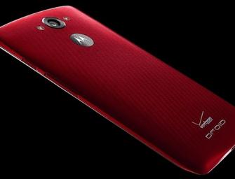 Motorola Droid Turbo oficjalnie: 5.2″ ekran QHD i Snapdragon 805