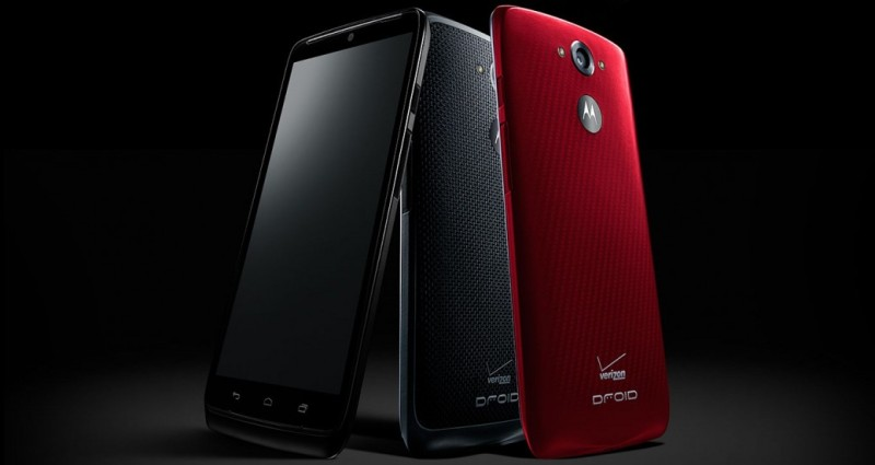 Motorola Droid Turbo - kolory